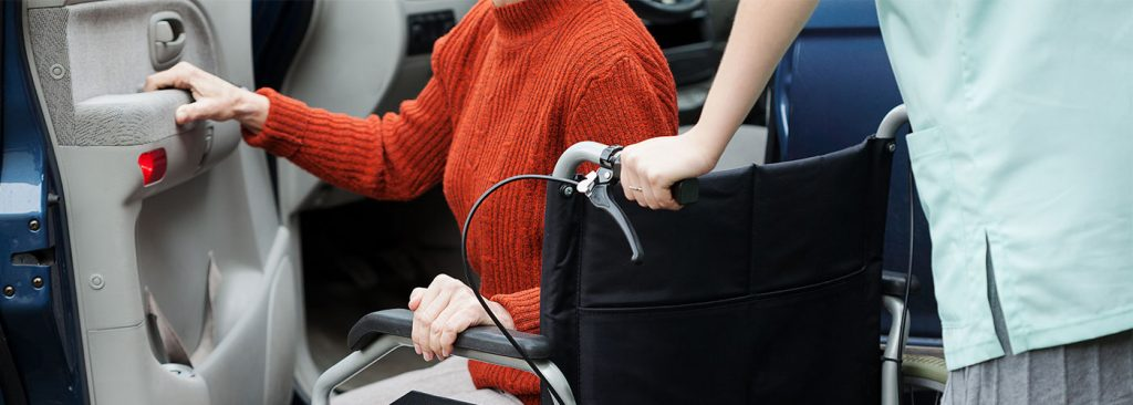 Eight Black Cars non-emergency patient transport can provide needed mobility for doctors appointments