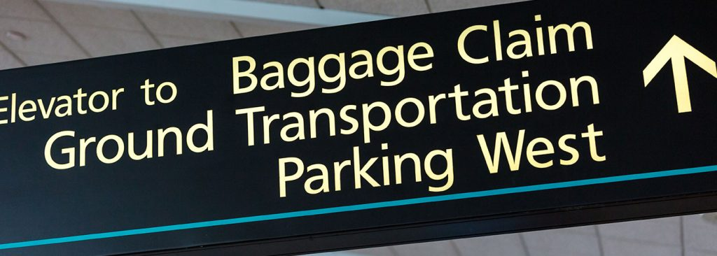 DIA and Colorado Airport Transfers are easy with Eight Black executive transport.