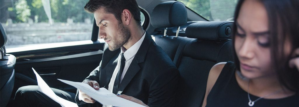 Choose Eight Black Cars for your Executive Transport